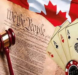 Canadian Online Gamling Laws Canada