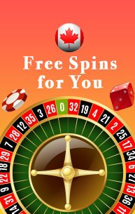 canadiancasinosonline.net Free Spins for You