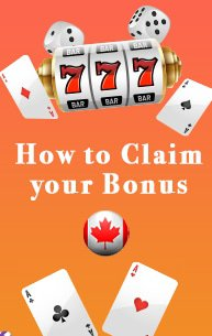 canadiancasinosonline.net How to Claim Your Bonus